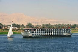 Nile Cruise Ms/ May Fair